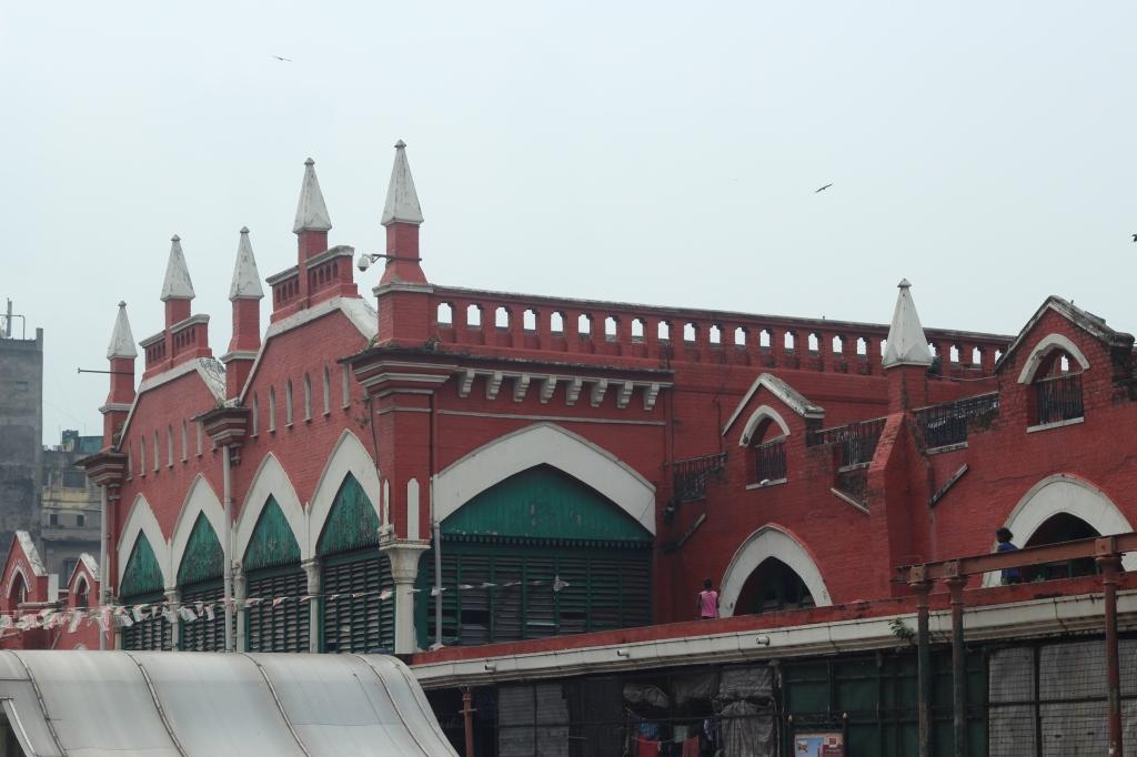 New Market , Kolkatta