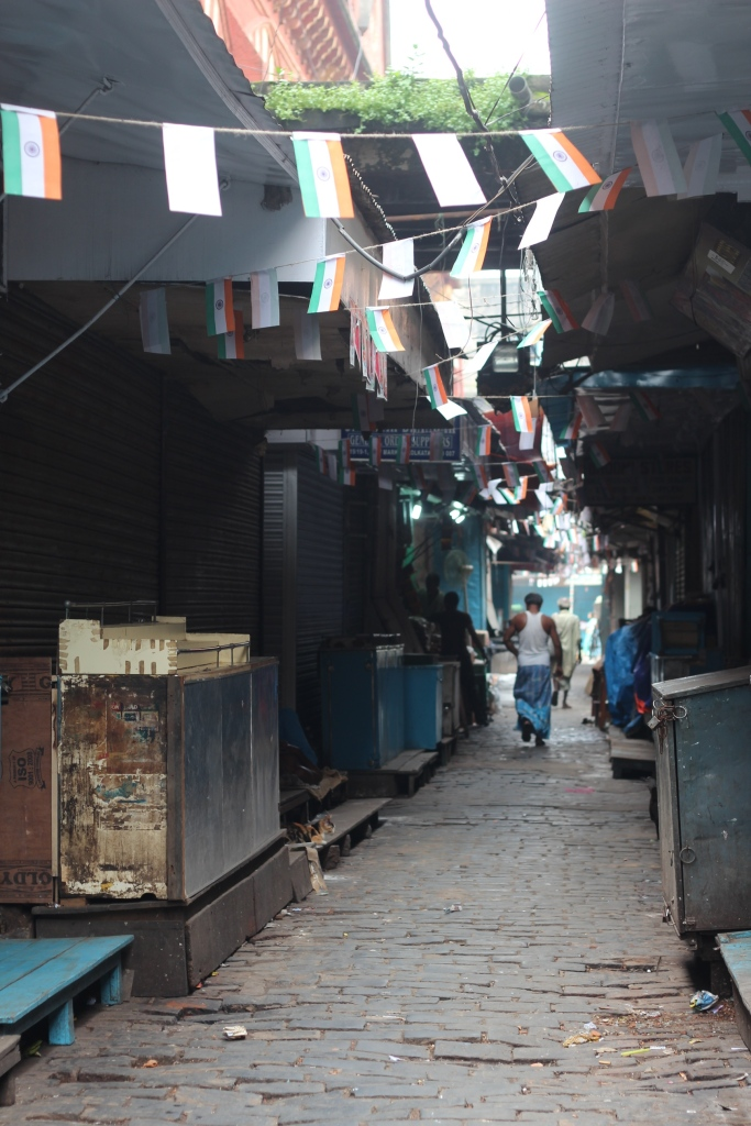 Some back alley, Kolkatta