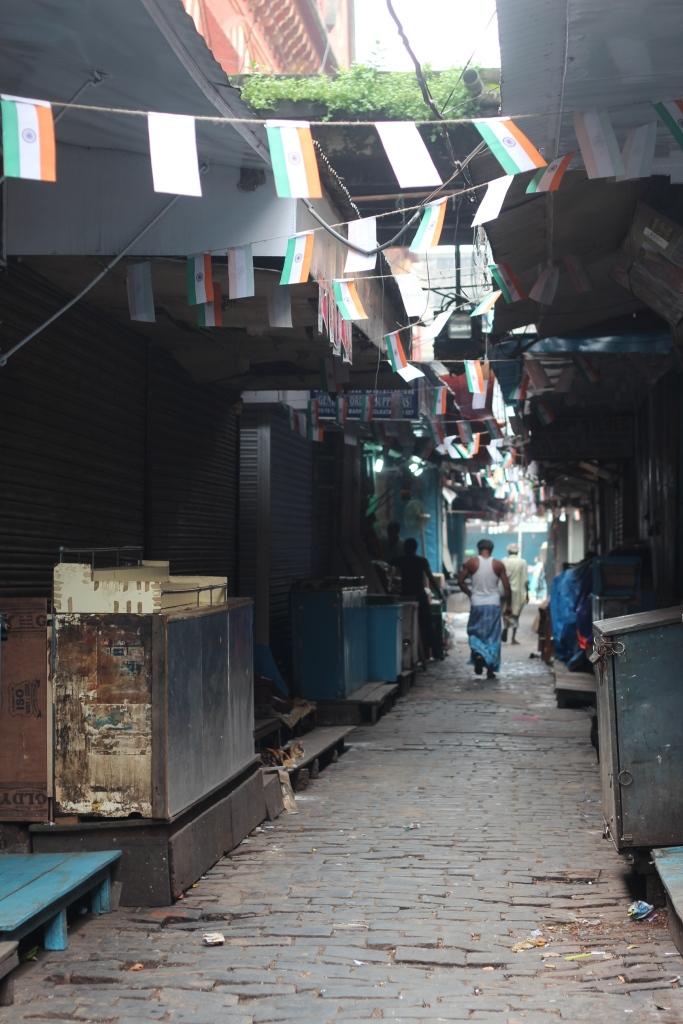 Some back alley, Kolkatta